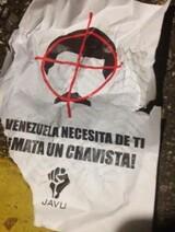 #LAFOTO JAVU, movimiento de la extrema derecha en #Venezuel