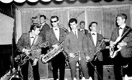 "The Mar-Keys : Album "" Last Night ! "" Atlantic Records 8055 [ US ] en 1961"