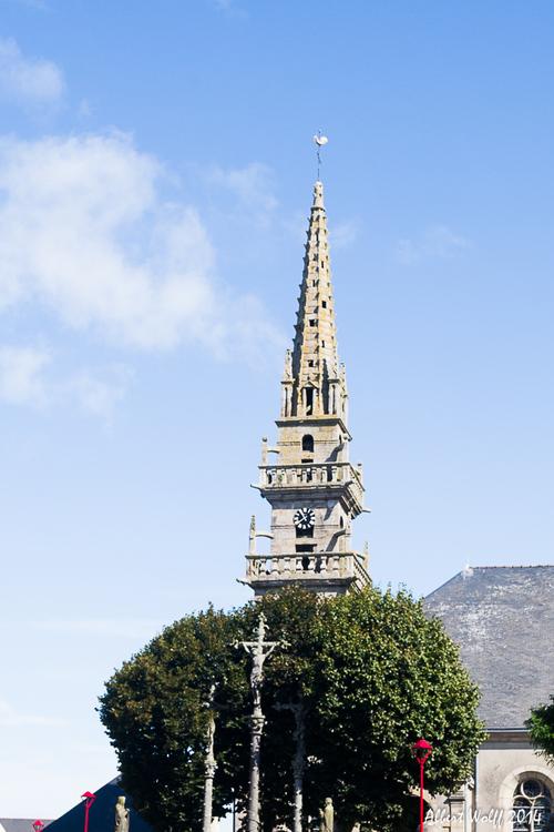 Bretagne 2014 - Eglises et chapelles. - 1