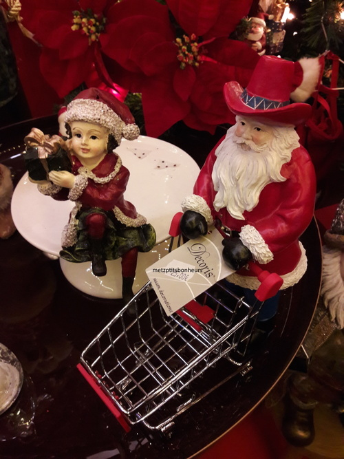 Sortie blogs et marché de Noël...