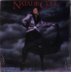 Natalie Cole - Dangerous - Complete LP
