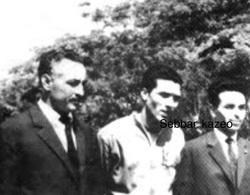 Mghezzi Tayeb, Ameur Hamoud, Agoulmine Mustapha