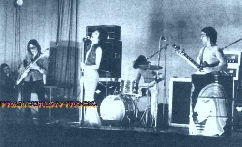 COEUR MAGIQUE (1971-1972)