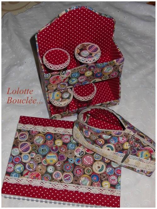 Petits cadeaux pour une Amie...