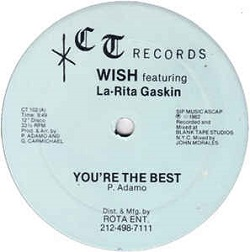 Wish Feat. La Rita Gaskin - You're The Best