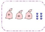 Activité dizaines - unités - CP