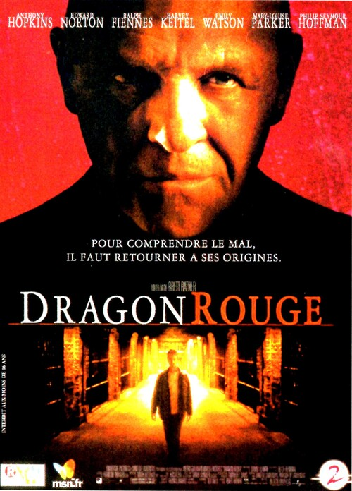DRAGON ROUGE BOX OFFICE FRANCE NOVEMBRE 2002