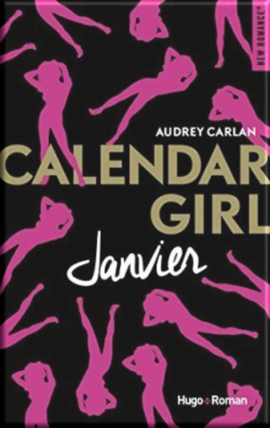 Calendar Girl Janvier de Audrey CARLAN