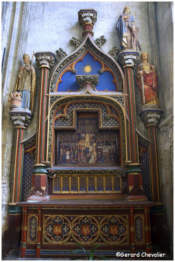 Abbeville - La collégiale Saint Vulfran #6