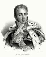 Le grand projet de Polignac - 1829