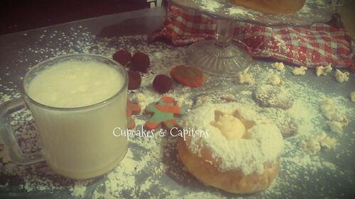 Semla Gourmandise Suedoise - foodista Challenge #4 -