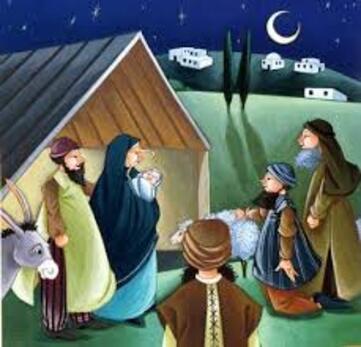 Célébration de Noël du 20 décembre 2018