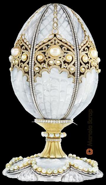Pâques 14 - Oeufs de décorations