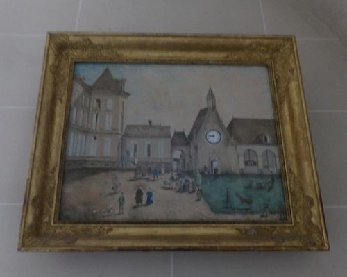 Le château de Montgeoffroy ( 2 )