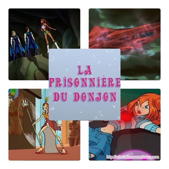 Episode 24 - La Prisonnière du Donjon