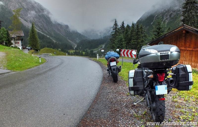 THE BIG ALPS TOUR : où l'Autriche ne se dévoile pas encore ......