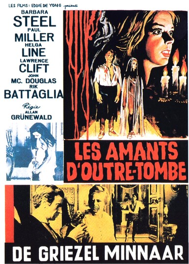 LES AMANTS D'OUTRE-TOMBE BOX OFFICE 1966