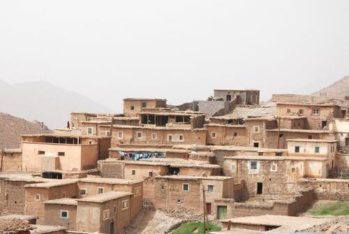 Villages en pisé