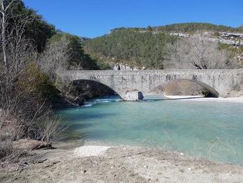 Le pont de Carajuan