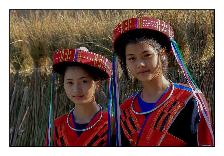 Femmes des ethnies du Tonkin