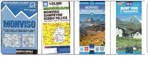 De l'Ubaye au Queyras en passant par le Valle Varaita (Ht Piémont)
