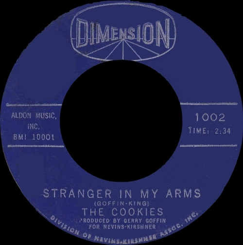 """The Cookies : CD """" The Complete Singles 1954-1963 """" SB Records DP 63 [ FR ]"""