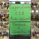 Création et exposition des maquettes des CE2