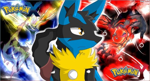 XY - Mega Power ! [Méga Lucario]