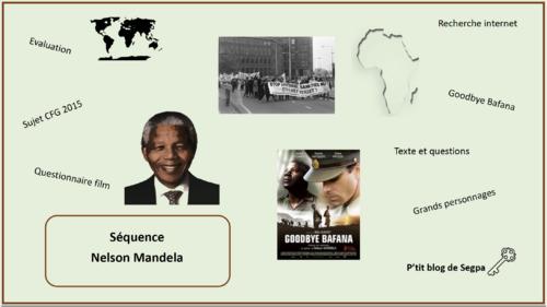 Séquence Nelson Mandela