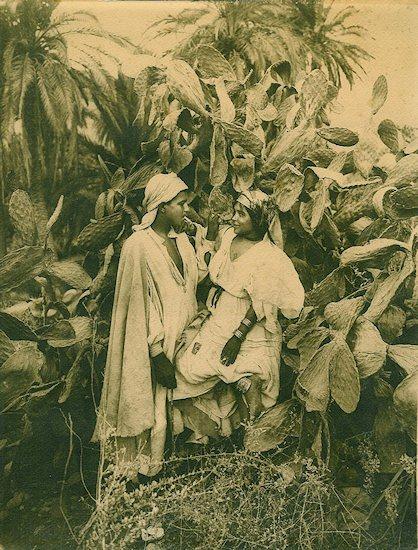 Jeunes gens en 1880