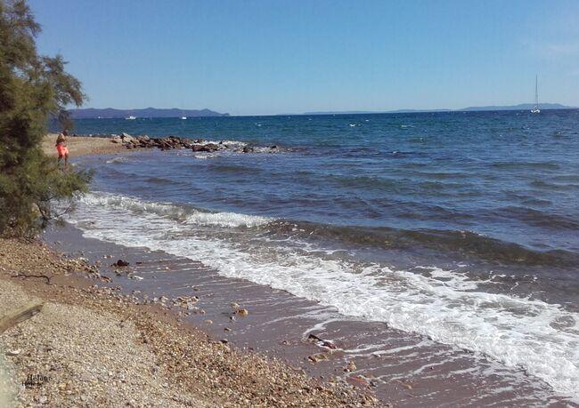 Mercredi journée à la mer