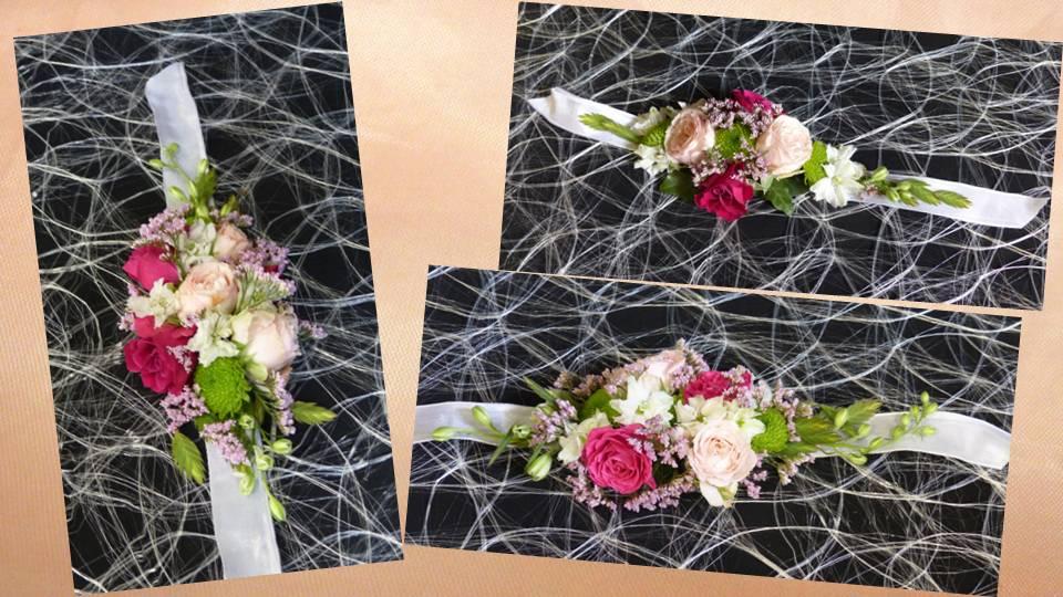 Bracelet Floral à Centr'Alp