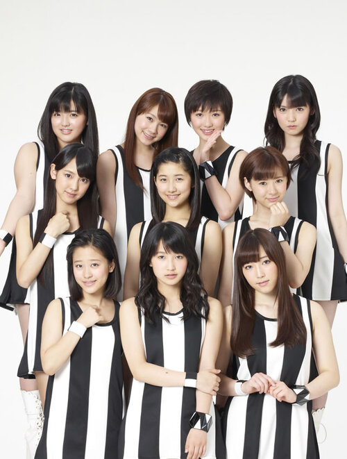 morning musume TOWER RECORDS SHIBUYA × Hello! Project OFFICIAL SHOP Petit Museum 2013
