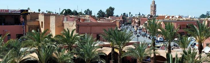 Circuit Sud au Maroc en Bus / 4X4