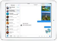 Facebook Messenger arrive enfin sur l'iPad