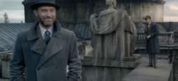 Les crimes de Grindelwald (film britannique 2018) sans spoile !