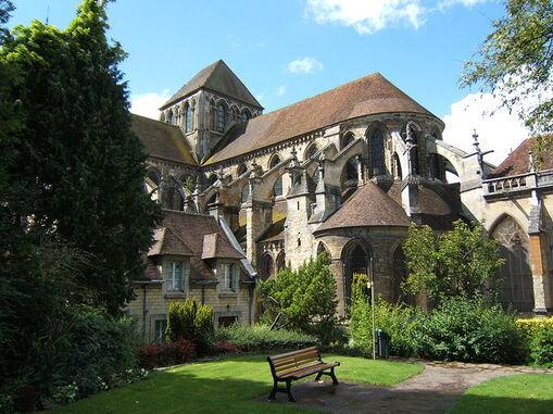 Lisieux : La cathédrale Saint Pierre