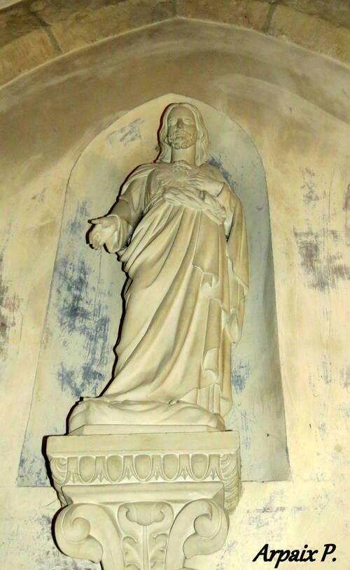 Eglise Hospitalière Saint Mathieu  Salles sur l'Hers  11410