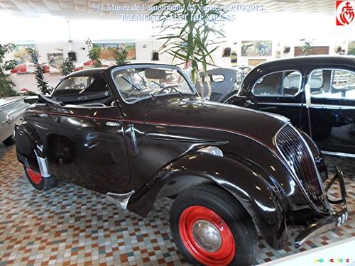 MUSÉE DE L'AUTOMOBILE DE VENDÉE 6/6 ST HILAIRE TALMONT VAC 09/10.2013   10/02/2014