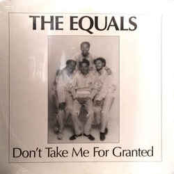 The Equals - Don't Take Me For Granted - Complete LP