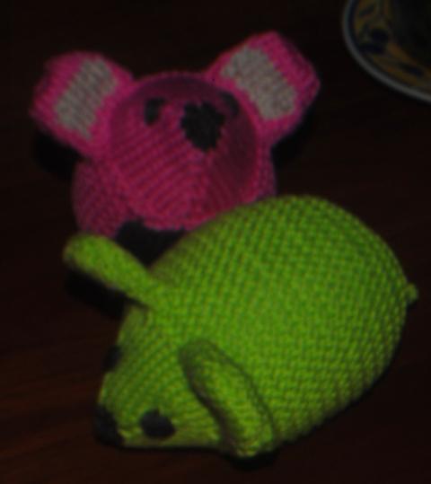 invasion de souris !!!