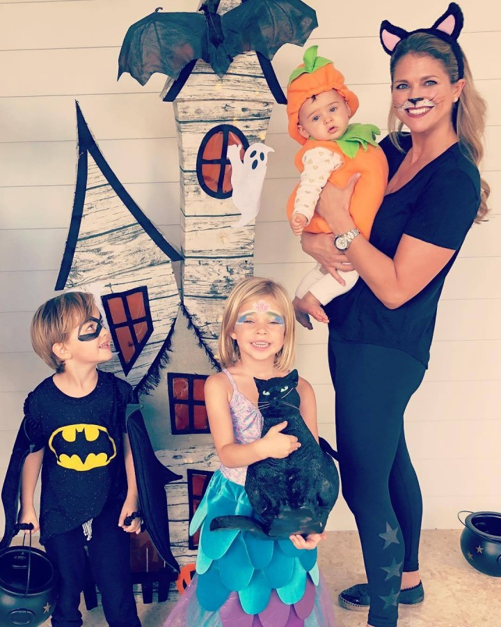 Madeleine de Suède et ses enfants