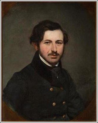 """Avec Teofil Kwiatkowski au nom """"imprononçable"""", grand portraitiste romantique"""