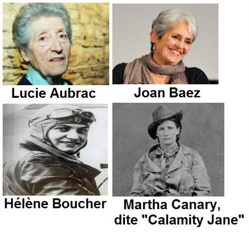 Femmes !
