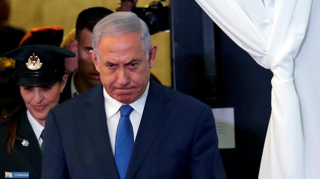 Israël : Benjamin Netanyahou mis en examen pour corruption, fraude et abus de confiance  En savoir plus sur RT France