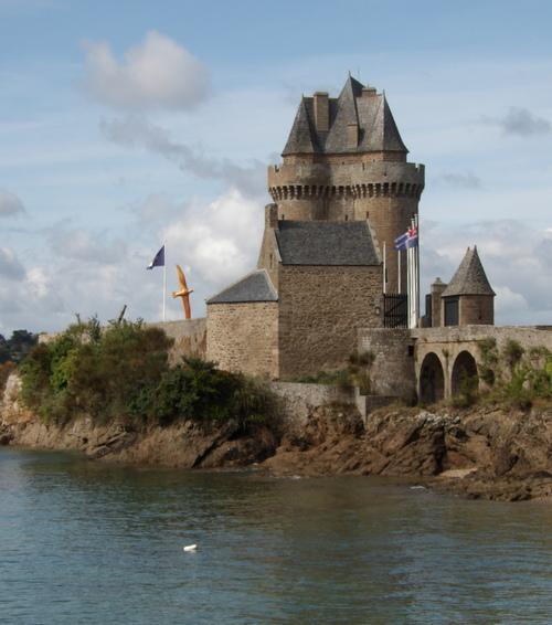 La tour Solidor