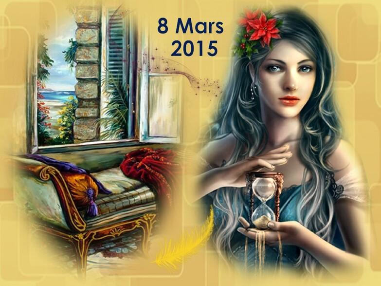 Journée spéciale du  mars