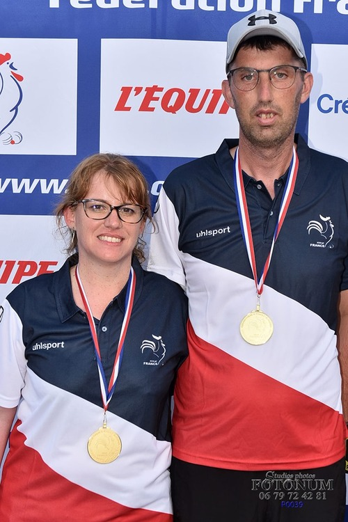Championnat de France Doublettes-Mixtes 2019 à Limoges (87)
