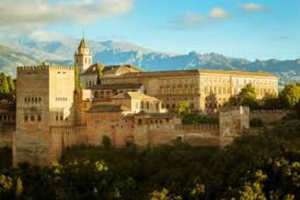 """Résultat de recherche d'images pour """"l'alhambra espagne"""""""