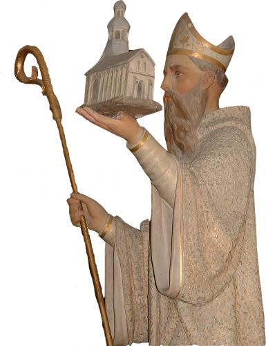 Saint Bernard de Tiron, abbé près de Chartres († 1117)